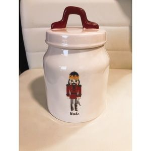 Rae Dunn cookie jar❤️